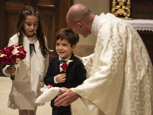 Il matrimonio di Sergio e Marina a Albairate, Milano 16