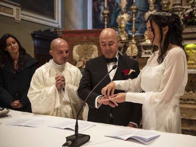 Il matrimonio di Sergio e Marina a Albairate, Milano 18