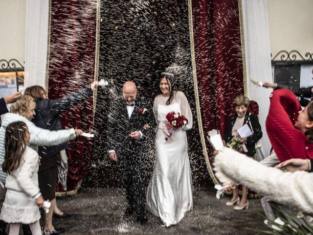 Il matrimonio di Sergio e Marina a Albairate, Milano 22