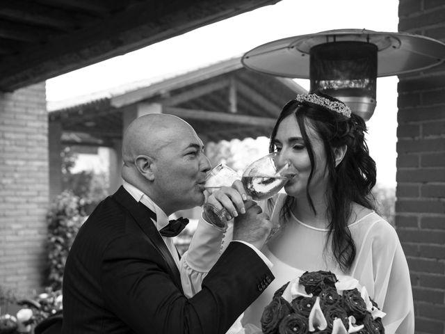 Il matrimonio di Sergio e Marina a Albairate, Milano 24