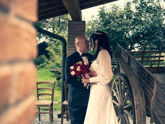 Il matrimonio di Sergio e Marina a Albairate, Milano 26