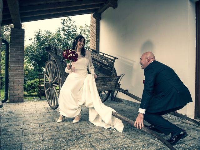 Le nozze di Marina e Sergio