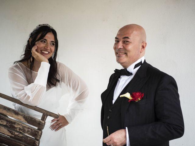 Il matrimonio di Sergio e Marina a Albairate, Milano 27