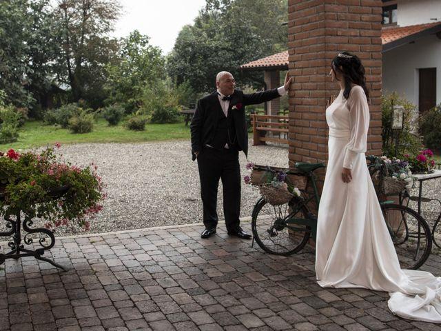 Il matrimonio di Sergio e Marina a Albairate, Milano 28