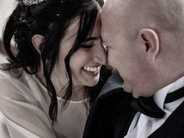 Il matrimonio di Sergio e Marina a Albairate, Milano 1