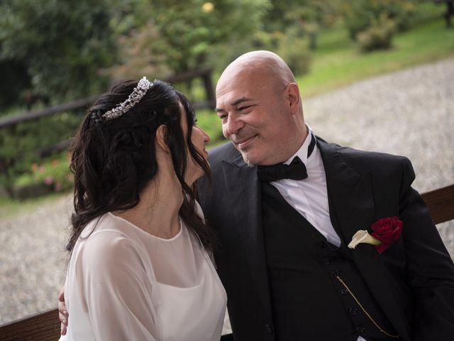 Il matrimonio di Sergio e Marina a Albairate, Milano 29