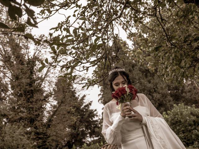 Il matrimonio di Sergio e Marina a Albairate, Milano 41