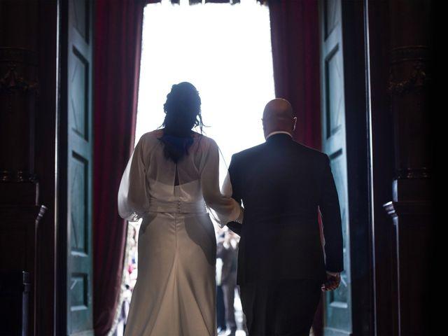 Il matrimonio di Sergio e Marina a Albairate, Milano 20