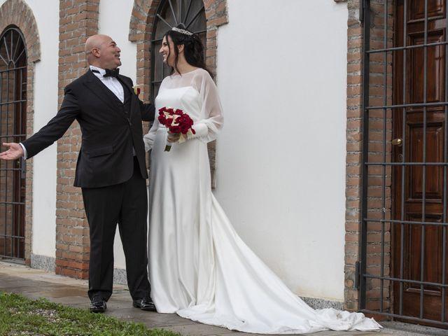 Il matrimonio di Sergio e Marina a Albairate, Milano 46