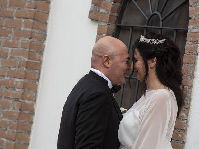 Il matrimonio di Sergio e Marina a Albairate, Milano 47