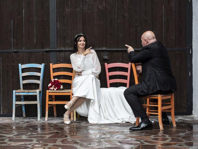Il matrimonio di Sergio e Marina a Albairate, Milano 36