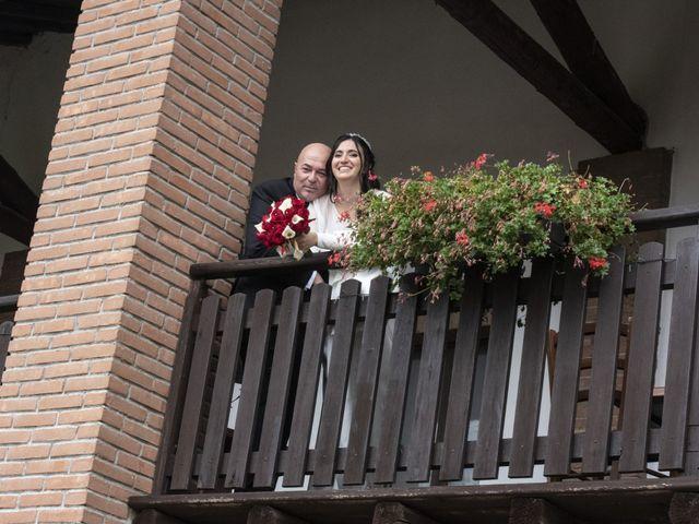 Il matrimonio di Sergio e Marina a Albairate, Milano 49
