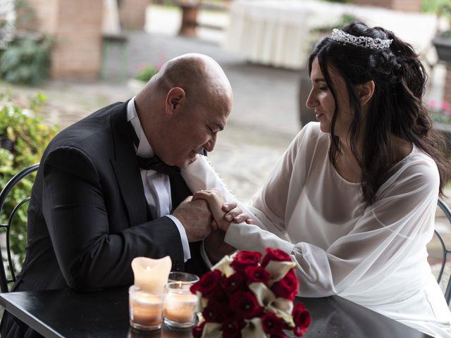Il matrimonio di Sergio e Marina a Albairate, Milano 50