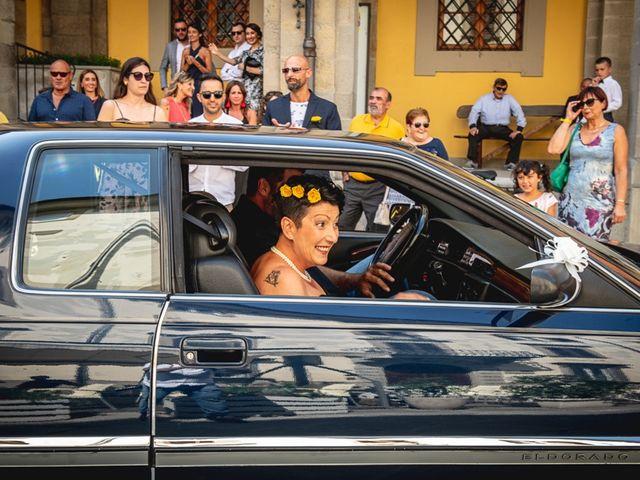 Il matrimonio di Renata e Thomas a Faenza, Ravenna 17