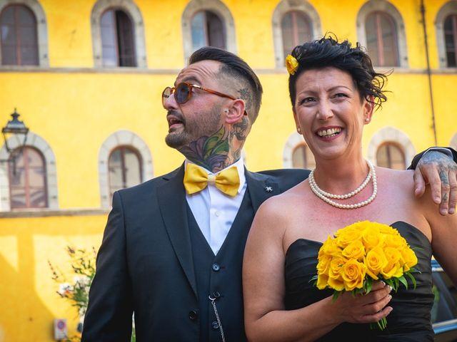 Il matrimonio di Renata e Thomas a Faenza, Ravenna 19