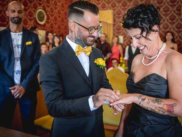 Il matrimonio di Renata e Thomas a Faenza, Ravenna 22
