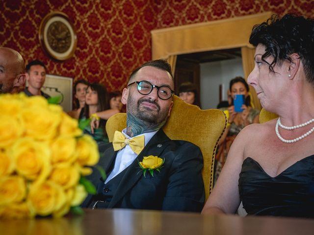 Il matrimonio di Renata e Thomas a Faenza, Ravenna 24