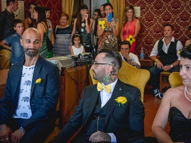 Il matrimonio di Renata e Thomas a Faenza, Ravenna 25