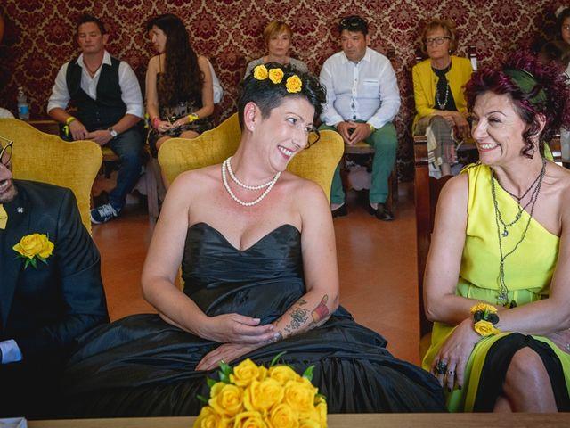 Il matrimonio di Renata e Thomas a Faenza, Ravenna 26