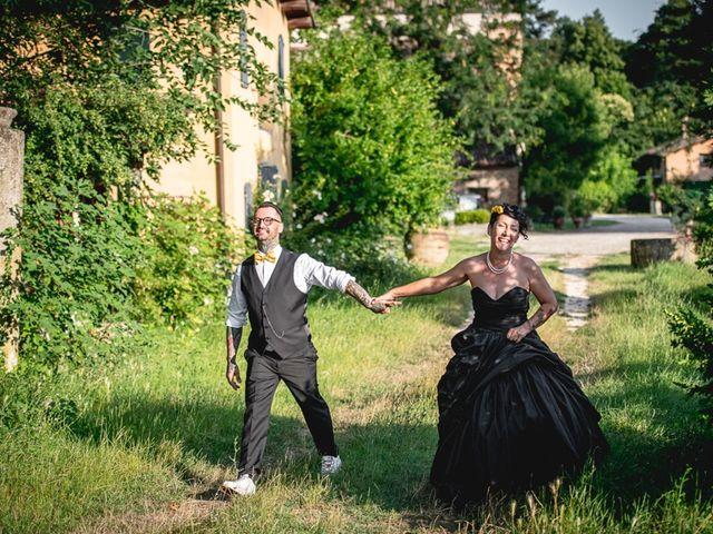 Il matrimonio di Renata e Thomas a Faenza, Ravenna 32