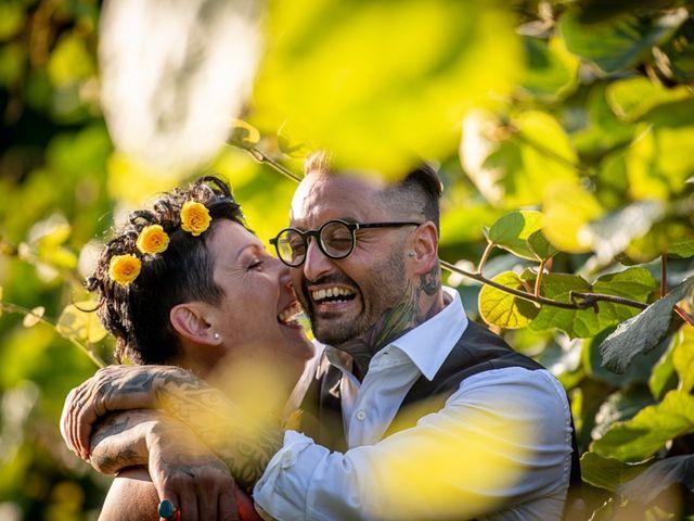 Le nozze di Thomas e Renata