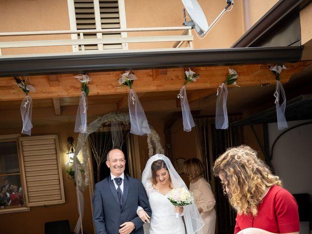 Il matrimonio di Marco e Tania a Sessa Aurunca, Caserta 79