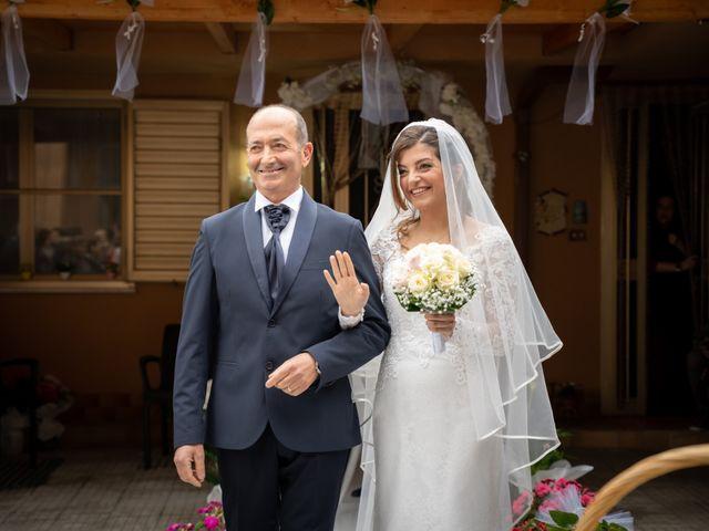 Il matrimonio di Marco e Tania a Sessa Aurunca, Caserta 80