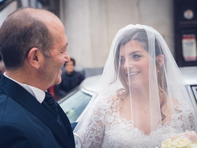 Il matrimonio di Marco e Tania a Sessa Aurunca, Caserta 92