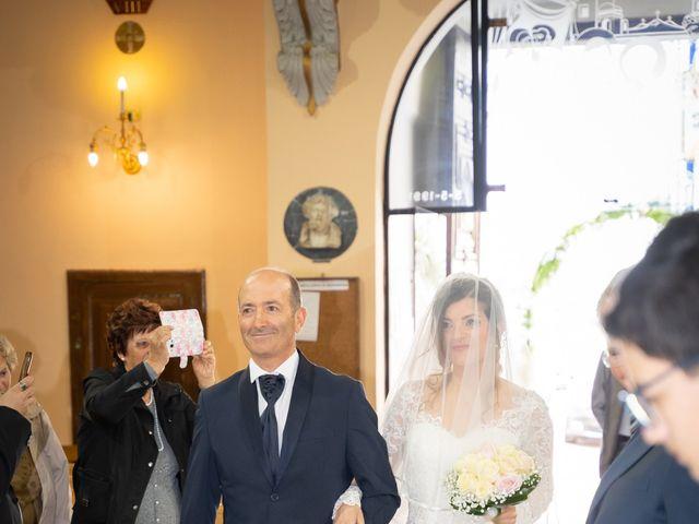 Il matrimonio di Marco e Tania a Sessa Aurunca, Caserta 93