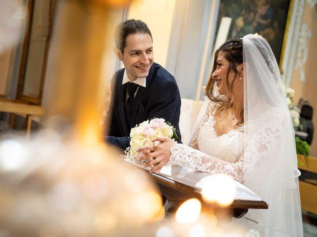 Il matrimonio di Marco e Tania a Sessa Aurunca, Caserta 105