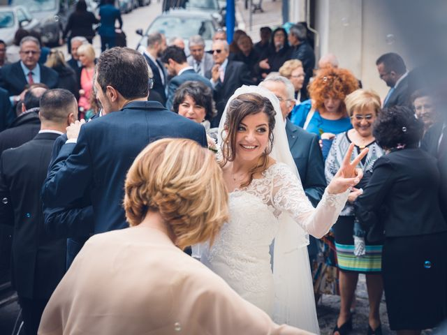 Il matrimonio di Marco e Tania a Sessa Aurunca, Caserta 123