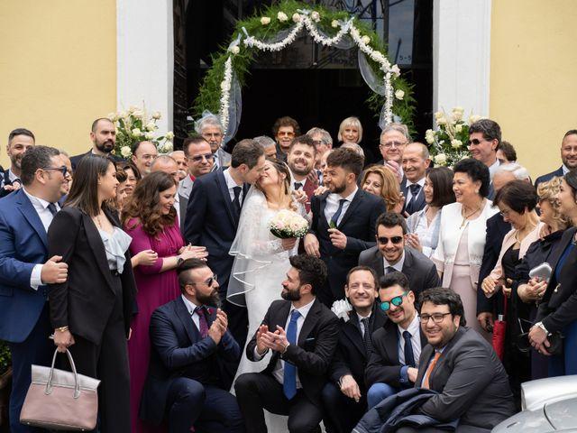 Il matrimonio di Marco e Tania a Sessa Aurunca, Caserta 127
