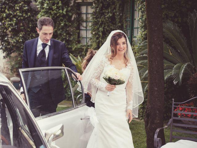 Il matrimonio di Marco e Tania a Sessa Aurunca, Caserta 132