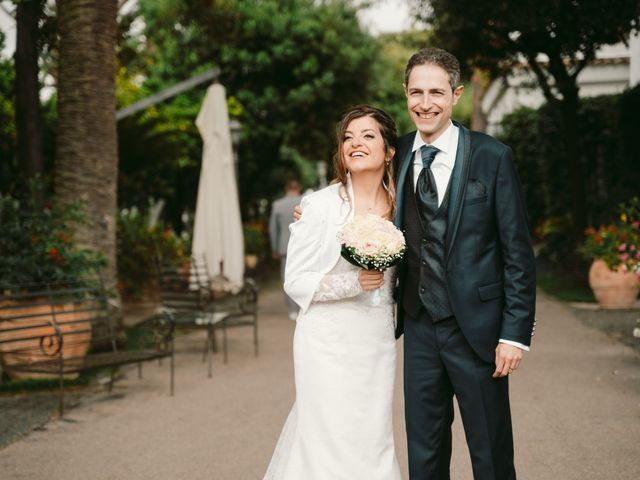 Il matrimonio di Marco e Tania a Sessa Aurunca, Caserta 133