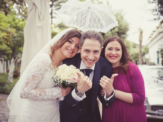 Il matrimonio di Marco e Tania a Sessa Aurunca, Caserta 135