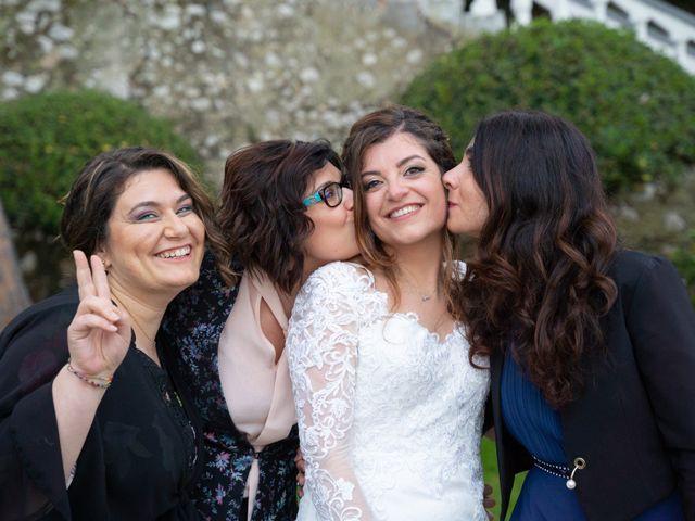 Il matrimonio di Marco e Tania a Sessa Aurunca, Caserta 163