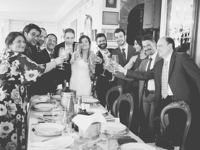 Il matrimonio di Marco e Tania a Sessa Aurunca, Caserta 171
