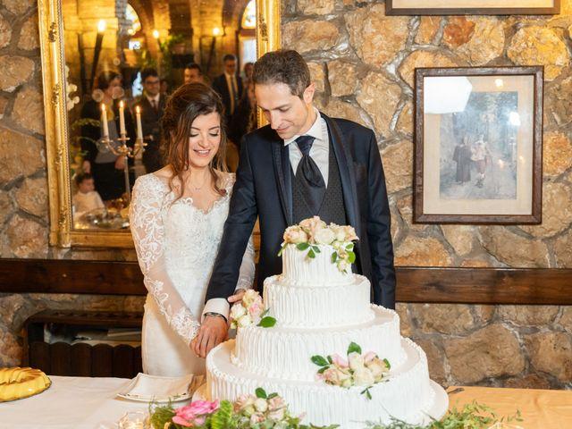 Il matrimonio di Marco e Tania a Sessa Aurunca, Caserta 175