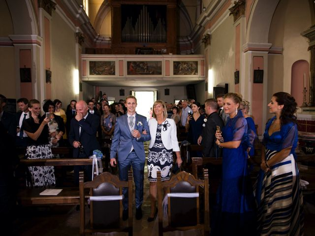Il matrimonio di Alessandro e Arianna a Omegna, Verbania 22