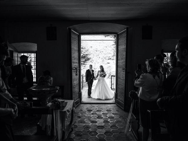 Il matrimonio di Alessandro e Arianna a Omegna, Verbania 24