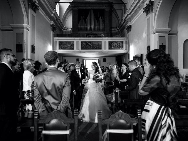 Il matrimonio di Alessandro e Arianna a Omegna, Verbania 25