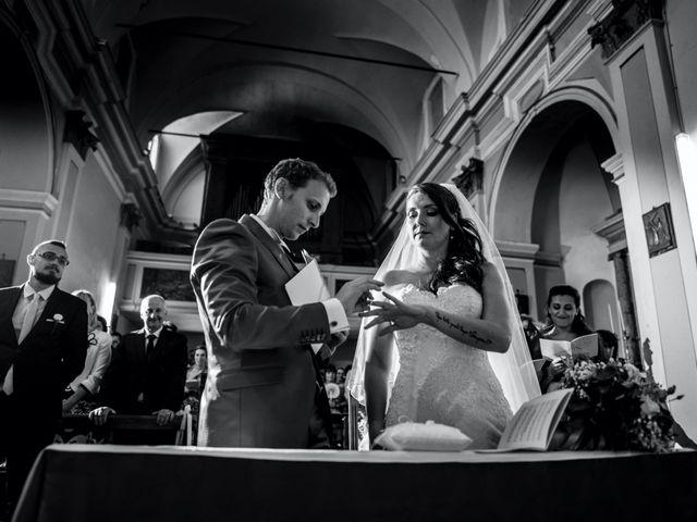 Il matrimonio di Alessandro e Arianna a Omegna, Verbania 27