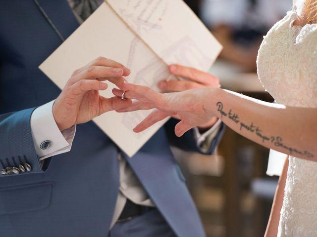 Il matrimonio di Alessandro e Arianna a Omegna, Verbania 28