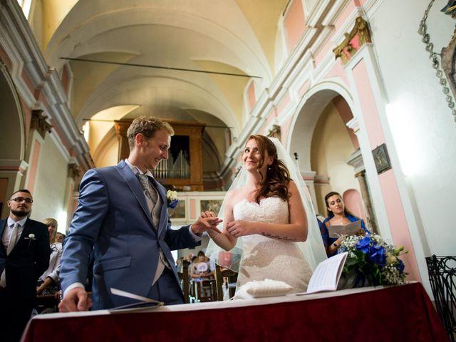 Il matrimonio di Alessandro e Arianna a Omegna, Verbania 29