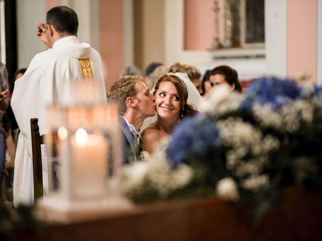 Il matrimonio di Alessandro e Arianna a Omegna, Verbania 34