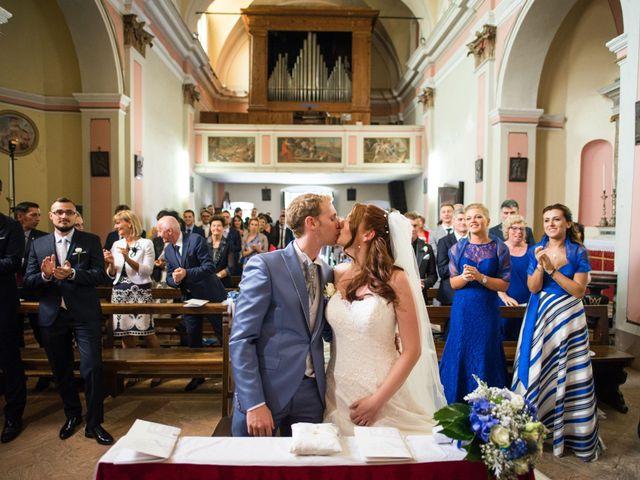 Il matrimonio di Alessandro e Arianna a Omegna, Verbania 35