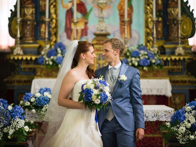 Il matrimonio di Alessandro e Arianna a Omegna, Verbania 36