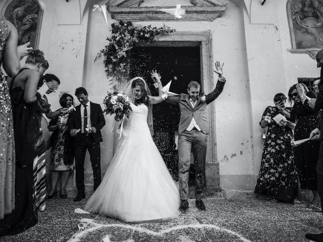 Il matrimonio di Alessandro e Arianna a Omegna, Verbania 39