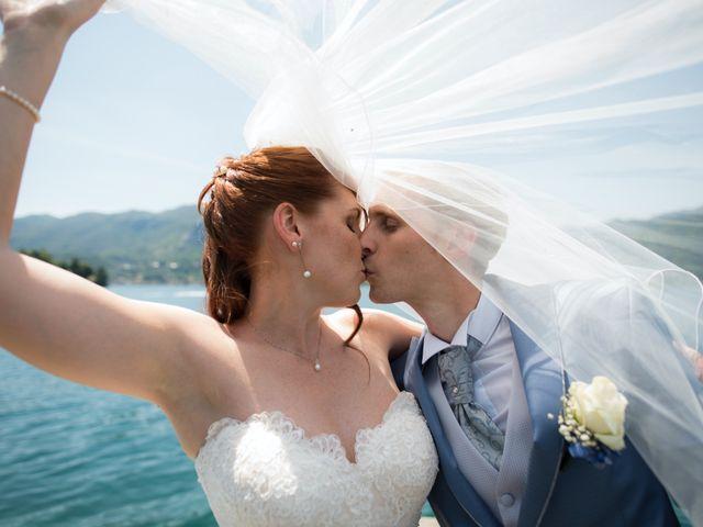 Il matrimonio di Alessandro e Arianna a Omegna, Verbania 43