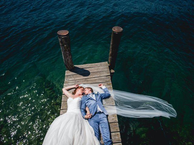Il matrimonio di Alessandro e Arianna a Omegna, Verbania 45